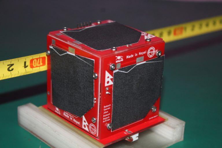 नेपालमै बनाएको सानोस्याट-१ अन्तरिक्षमा लाने तयारी, रकम अभाव भएपछि चन्दा उठाईँदै
