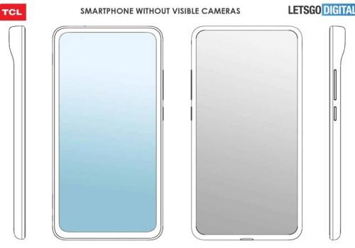 टिसिएलको दुबैतर्फ नदेखिने क्यामरा भएको स्मार्टफोन लन्च गर्ने तयारी, यस्तो हुनेछ डिजाइन