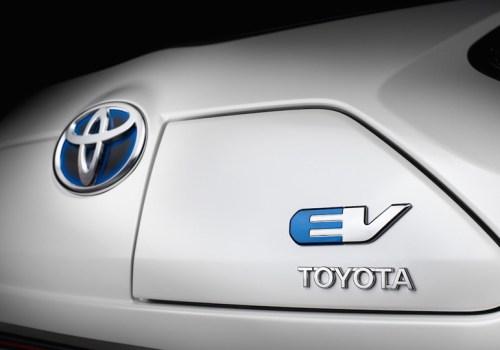 टोयोटाको पहिलो इलेक्ट्रिक एसयूभी २०२१ मा आउने