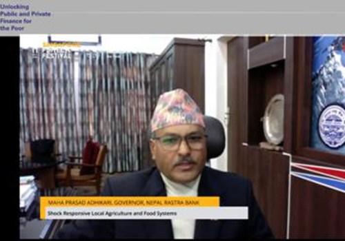 डिजिटल बैंकिङको विस्तारसँगै नियमन र सुपरिवेक्षणमा चुनौती थपियो- गभर्नर अधिकारी