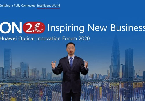 Huawei upgrades Optical Networking 2.0 Solution, better business opportunities for operators