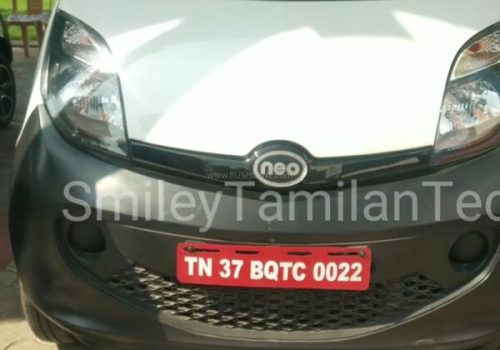 चर्चित भारतीय सस्तो कार 'टाटा नानो' अब इलेक्ट्रिक भर्सनमा आउने