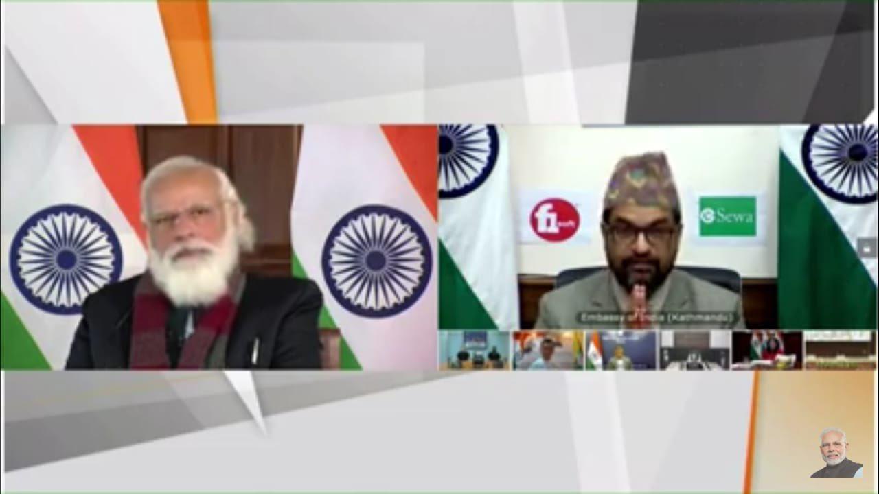 स्टार्टअप इन्डियाको अन्तर्राष्ट्रिय सम्मेलनमा इसेवाका ढकाल सहभागी, मोदीद्धारा १ हजार करोडको कोष घोषणा