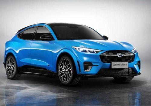 फोर्डले आफ्नो इलेक्ट्रिक गाडी मस्टाङ्ग माच-ई चीनमा उत्पादन गर्ने