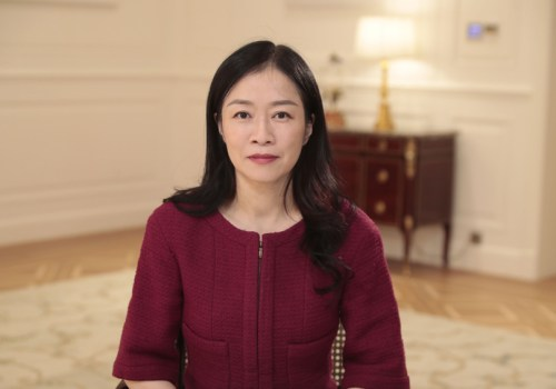 Huawei's Catherine Chen: Believe in the power of technology