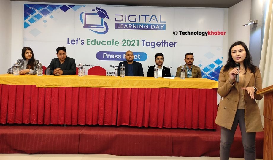 Program 'Together for Digital Education' is being organized on the occasion of 'Digital Learning Day.'