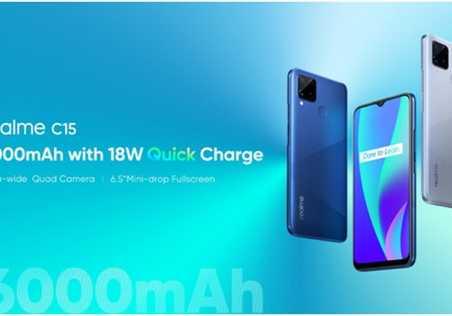 Realme launches new C series smartphone