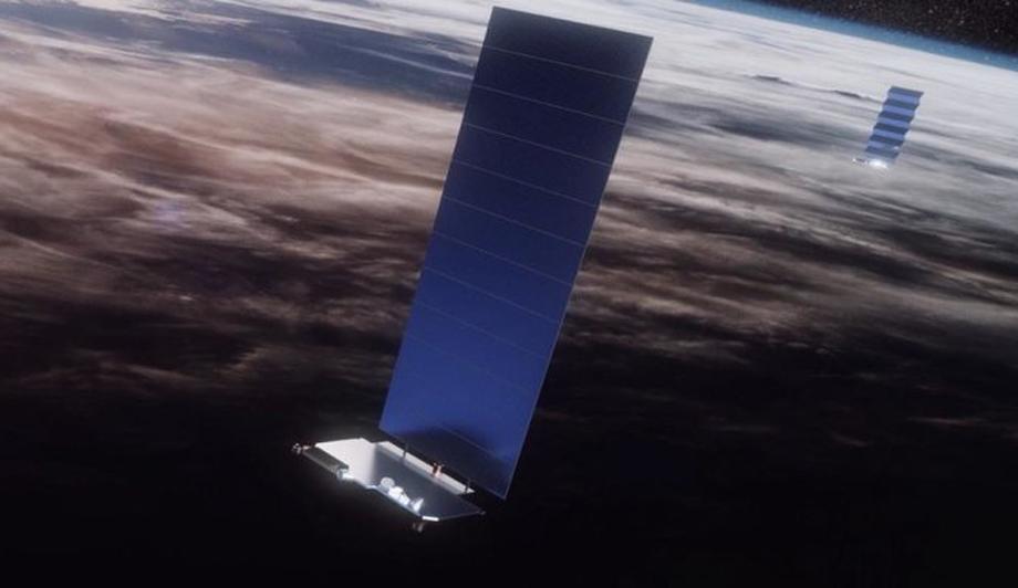 अन्तरिक्षमा भएका स्याटेलाइटमध्ये एक तिहाई स्याटेलाइट एलन मस्कको स्पेसएक्स अधिनमा