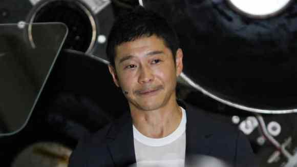 युसाकु माएजावा