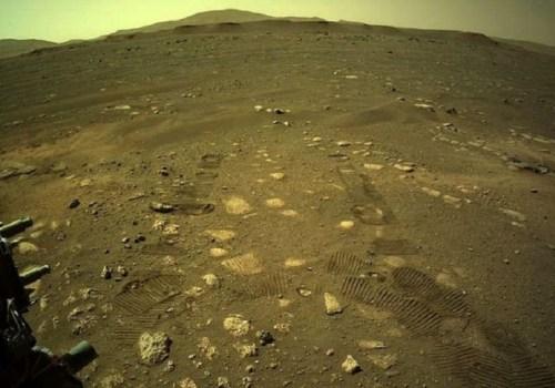 नासाद्वारा प्रक्षेपण गरिएको पर्सिभेरन्स रोभरले मंगल ग्रहमा सुरु गर्यो अनुसन्धान