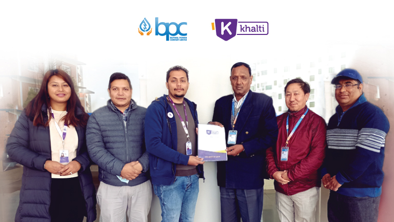 Butwal Power Company (BPC) Electricity bill can now pay from Khalti App