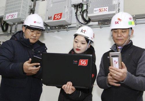 दुर्गम क्षेत्रमा फाइभजी सेवा पुर्याउन दक्षिण कोरियाका मोबाइल क्यारियरहरुले नेटवर्क साझेदारी गर्ने