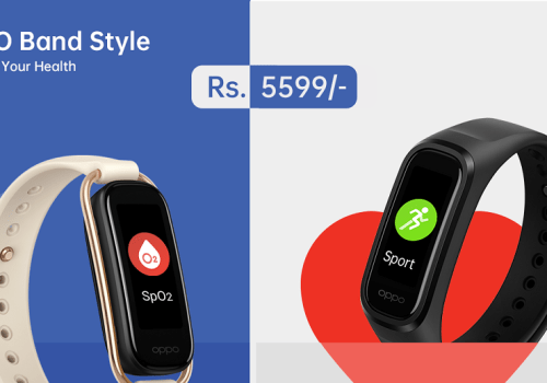 OPPO Band Style launched