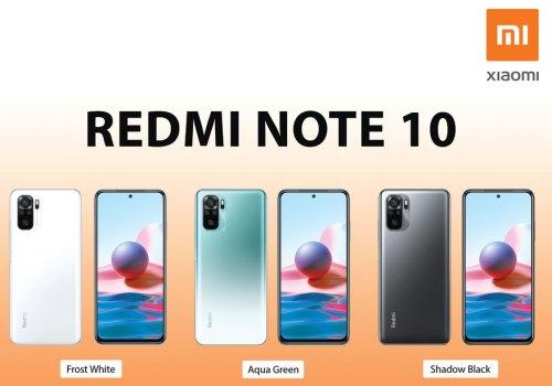 शाओमीद्वारा नेपालमा रेडमी नोट १० स्मार्टफोन सार्वजनिक