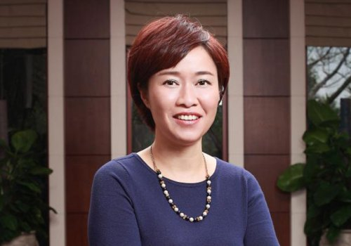 'Trust Matters' -Chen Lifang, Corporate Senior Vice-president and Director of the Board, Huawei