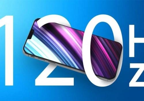 आईफोन १३ प्रो र १३ प्रो मिक्समा १२० हर्ज रिफ्रेश रेट सहितको सामसङको एमोलेड डिस्प्ले रहने