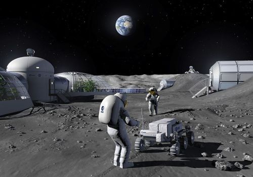 चन्द्रमामा स्याटेलाइट नेभिगेसन र टेलिकम नेटवर्क बनाउने योजना गर्दै युरोप