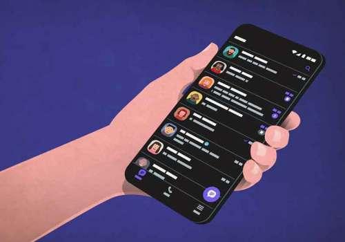 स्मार्टफोनमा डार्क मोड सँधै प्रयोग नगर्नुहोस्, यस्तो समस्या हुनसक्छ
