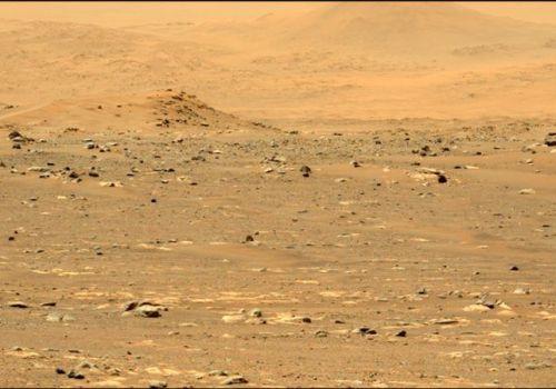 यस्तो छ मंगल ग्रह: नासाको पर्सिभेरन्स रोभरको १०० दिनको प्रमुख तस्वीरहरु