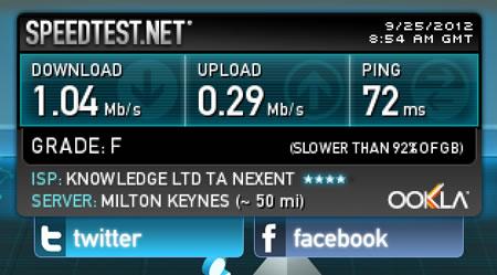 Cross Country WiFi