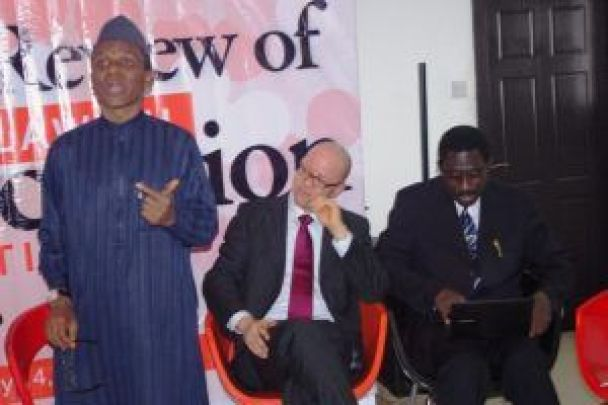 El-Rufai: Why has the federal government committed between - million off-budget to monitor our emails, instant messaging and social media activities?