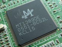 MediaTek chip