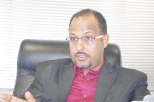 Muhammed Rudman, MD of Internet Exchange Point of Nigeria