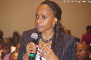 Dr. Omobola Johnson, Minister of Communication Technology