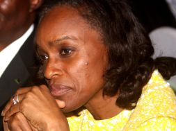Omobola Johnson, the Minister of Communication Technology of Nigeria