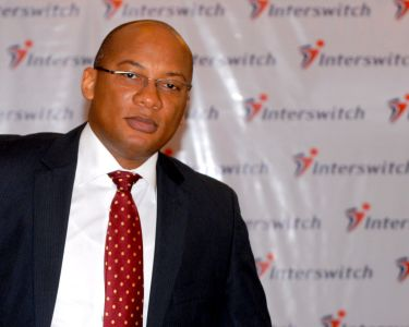 Mitchell Elegbe, MD of Interswitch