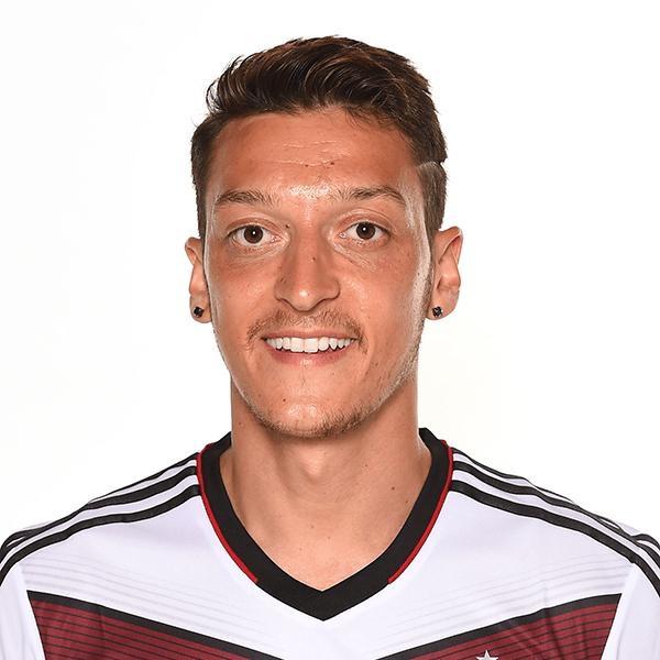 #10: Mesut Ozil, Germany