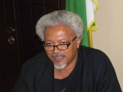 Peter Jack, D-G of NITDA
