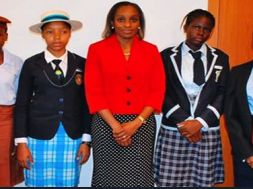 commtech minister on Girls in ICT day 2013