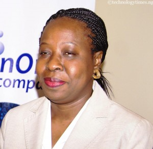 Funke Opeke, CEO of Main One