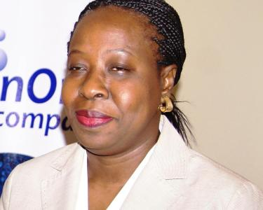 Funke Opeke, CEO of MainOne