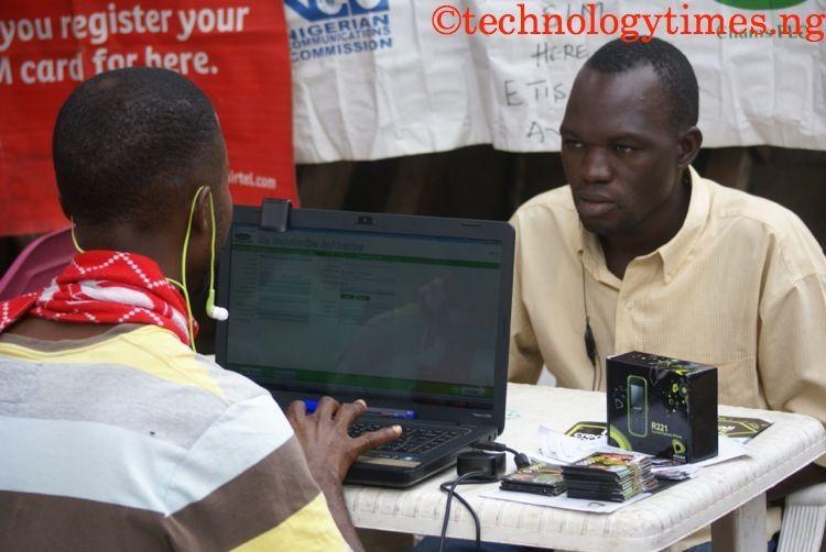 Nigeria SIM Card Registration