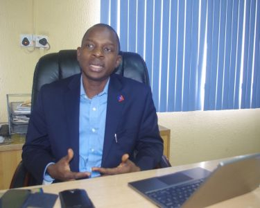 Segun Akano, Managing Director of Upperlink Limited