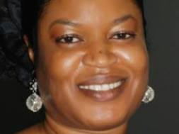 Ms Abimbola Alale, MD/CEO of NIGCOMSAT