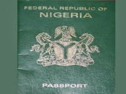 Nigeria Passport