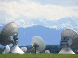 Satellite ground stations
