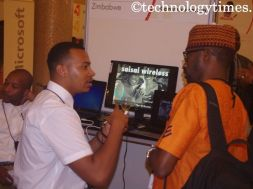 Attendees at Demo Africa 2014.