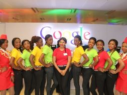 Attendees at Google House Nigeria event