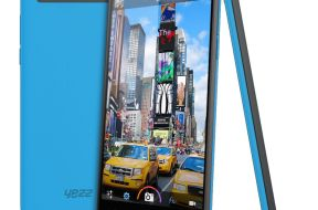 The YEZZ Andy 5T Android device