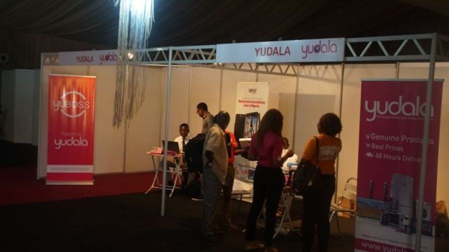 Yudala is at the Computer Village Expo 2015offering deals on mobile devices and other consumer technologies at the Expo