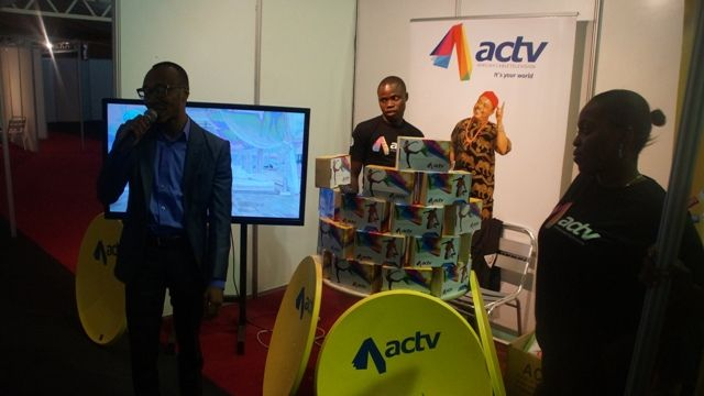 Market boom: Government says the digital broadcast switchover will open a new vista for competition in the Nigerian broadcast industry