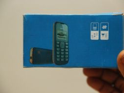 Box pack of Nokia 103