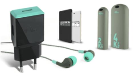Accessories of Wiko fever Smartphone