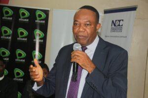 Dr Emmanuel Ekuwem Chairman Teledom International
