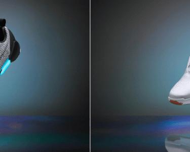 Nike Unveils HyperAdapt 2