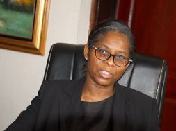 Mrs Edith Udeagu, Chief Operating Officer of Nigeria Internet Registration Association (NIRA)